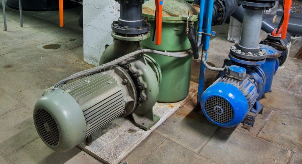 IMAI006PO Electromecánica de mantenimiento de bombas y equipos de presión 20 4567