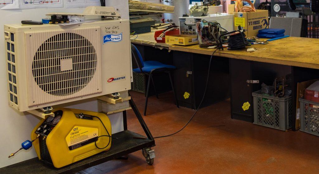 IMAR0208 – Montaje y mantenimiento de instalaciones de climatización y ventilación-extracción